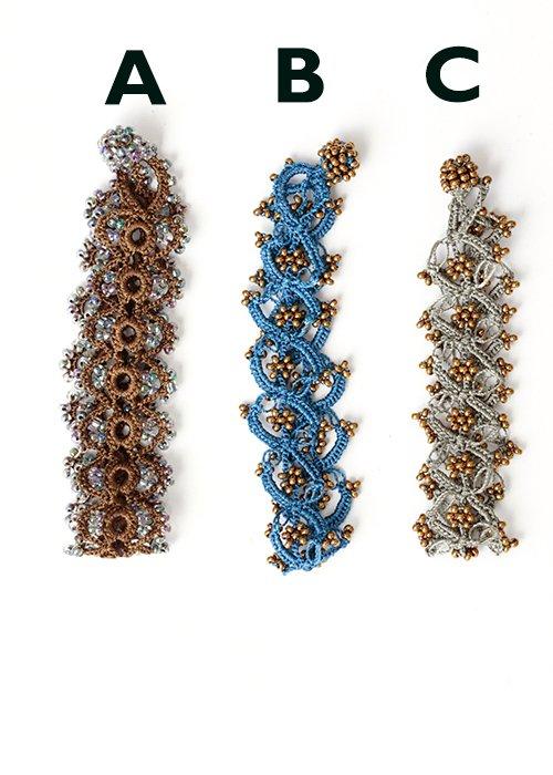 Armbånd vintage garland (styk)