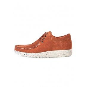 pavement sko hvide uden snøre