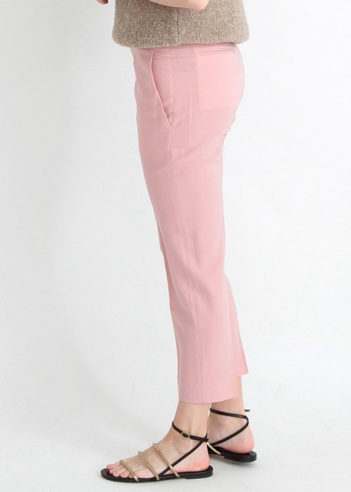 Bukser Disa rosa cool wool - Graumann