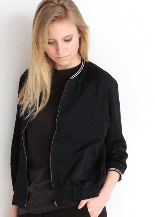Anika bomber jacket - Graumann