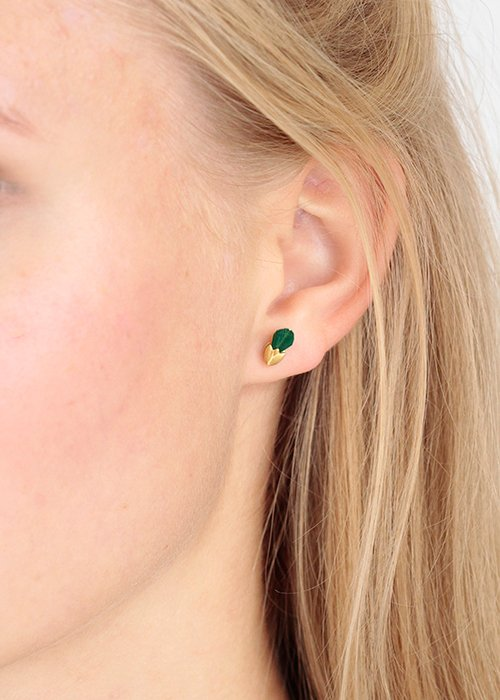 Blossom petit feather smaragd - Kivilai