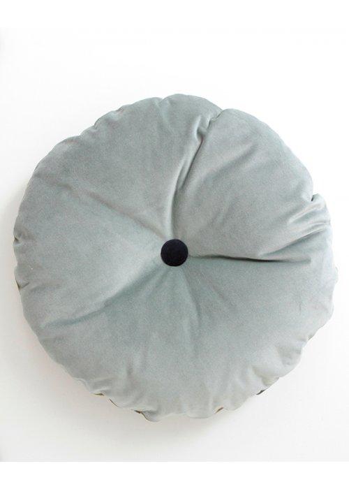 Distinct velvet ø60 misty blue/light moss - C. Lundsteen