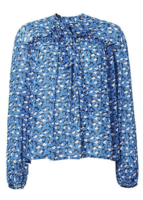 Lilja georgette bluse - Nué Notes