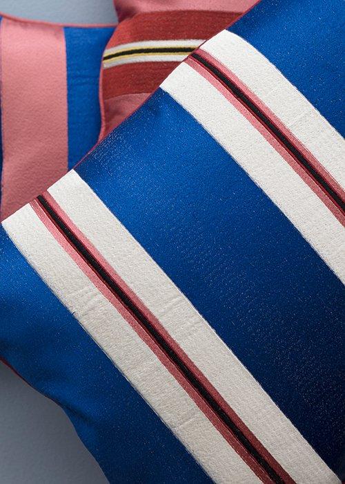 Pudebetræk embroidery - Bungalow