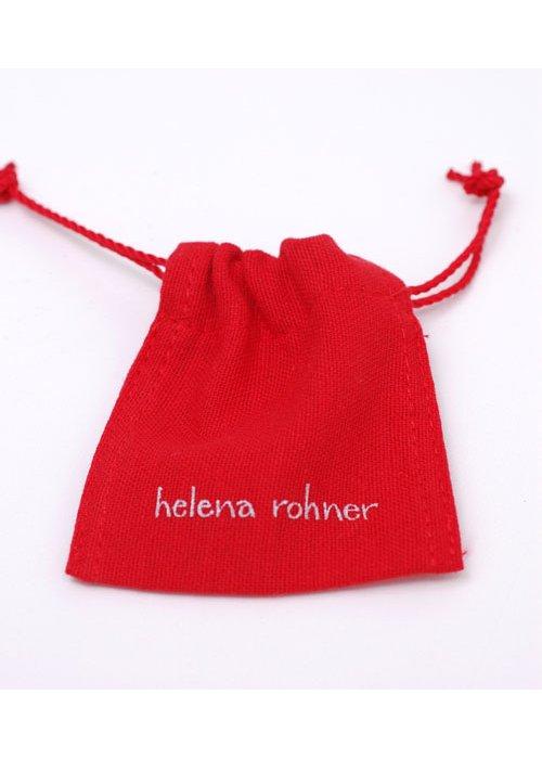 Øreringe gold Drop mini - Helena Rohner