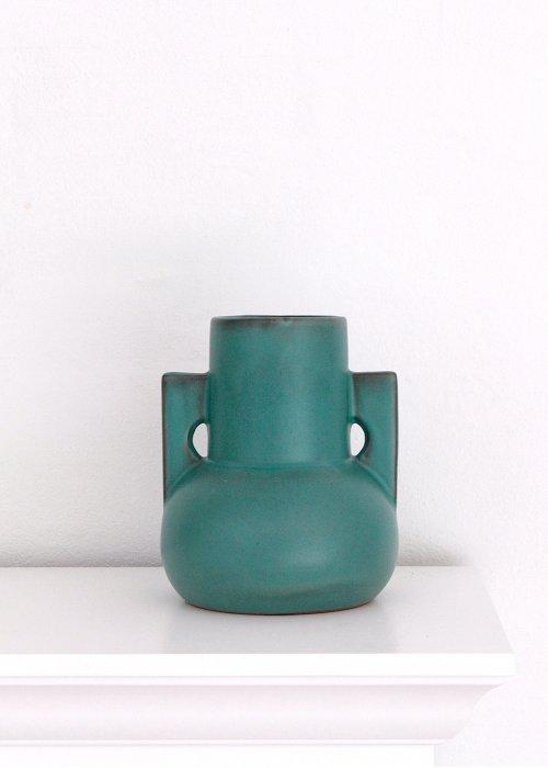 Terracotta vase turkis