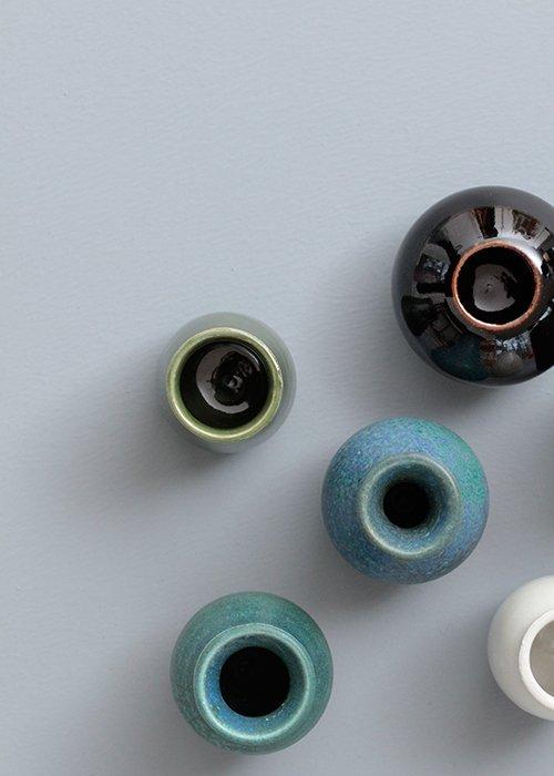 Miniature vaser keramik