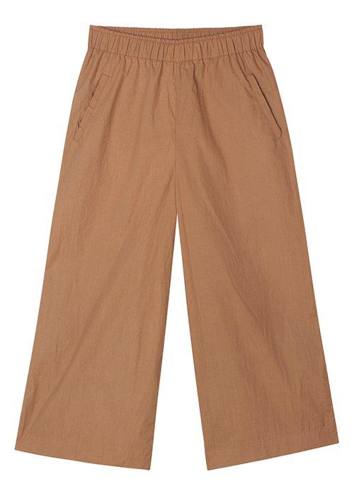 Bukser Wide Pants Tabacco - Aiayu